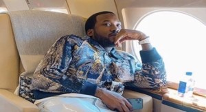Meek Mill Says Social Media is Weird After People Debate Who Had Better Birthday Shout Out For Future's Child Between Russell Wilson and Future |