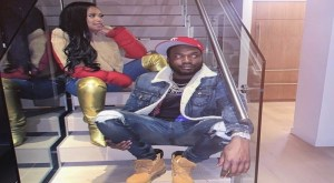 """Meek Mill's Girlfriend, Milan Harris, Gave Birth To Their Son on His 33rd Birthday- """"Milano Dropped Me off a King on My Birthday!"""" 