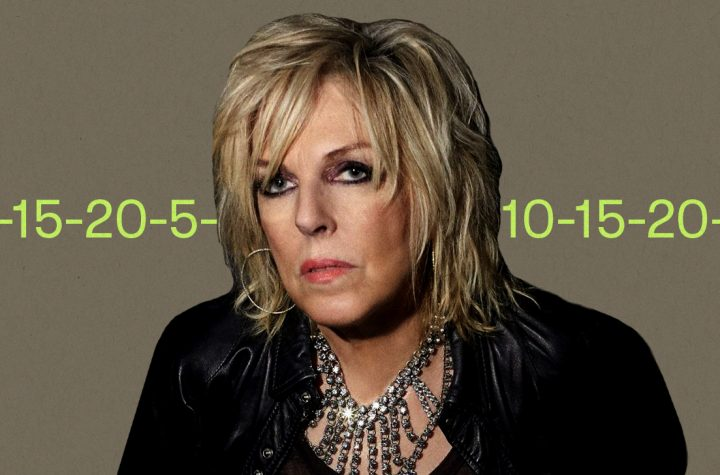 Lucinda Williams on the Music That Made Her