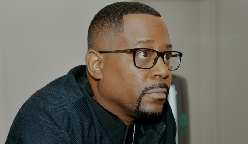 """Martin Lawrence Partners With Detroit Pistons For """"Martin"""" Apparel Collaboration"""