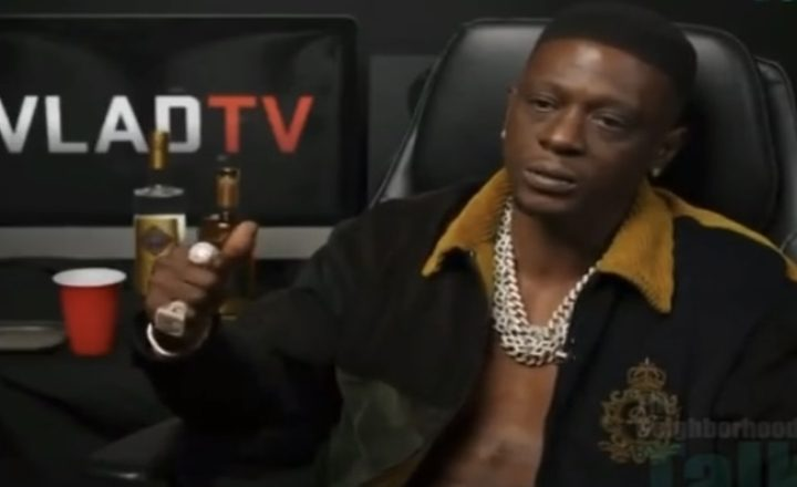 Fans Call Out Boosie For Comments About Russell Westbrook Wearing a Skirt; Says He Discusses Anti-Gay Topics Too Much, and is The Same One Who Let Strippers Dance on His Son [VIDEO]