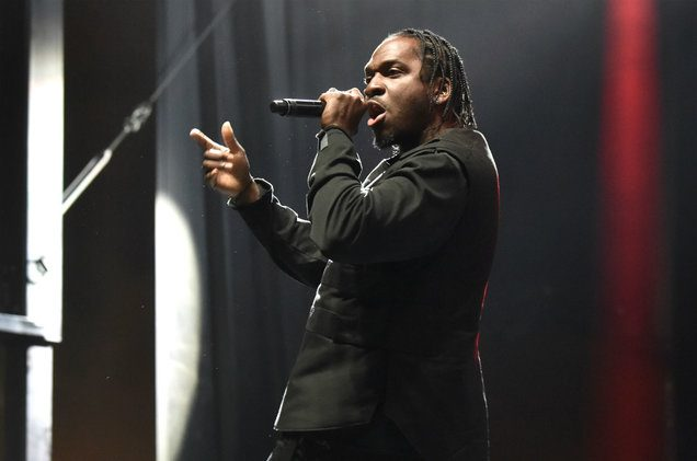 """Pusha T Says His Upcoming New Album is in The """"Mixing Stages,"""" and is Better Than """"Daytona"""""""