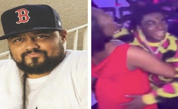TDE's Punch, Weights in, On Kodak Black Shockingly Groping Mother, at Party