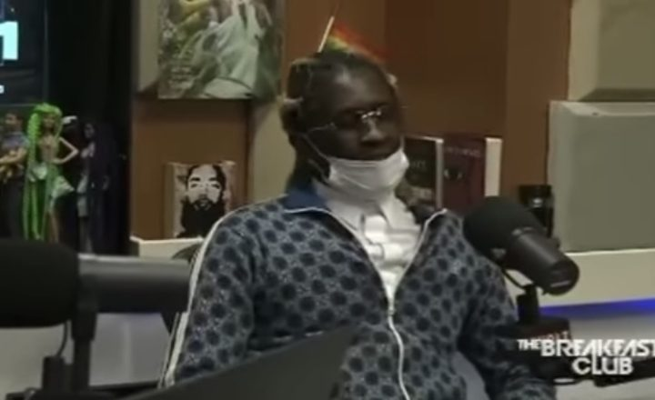 Young Thug Says He Had Lil Baby Signed to YSL Records, But Ended Up Introducing Him to Quality Control Music, Due to Legal Issues That Thug Had, at The Time [VIDEO]